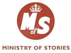 The Ministry of Stories logo image