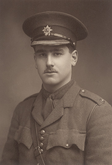 Old photo of John Kipling