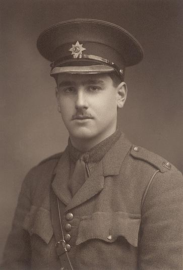 Old photo of John Kipling