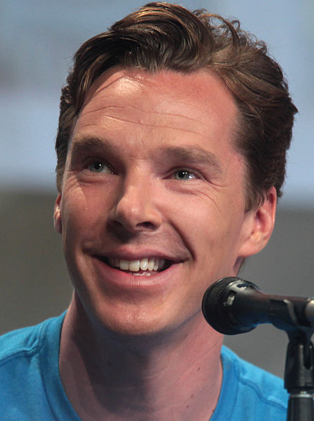 Photo of Benedict Cumberbatch