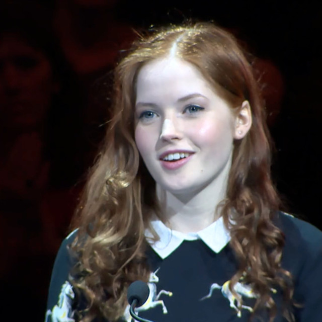 Photo of Ellie Bamber